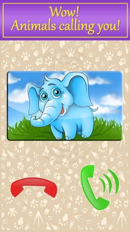 Phone Animals Numbers Games no screenshot-3
