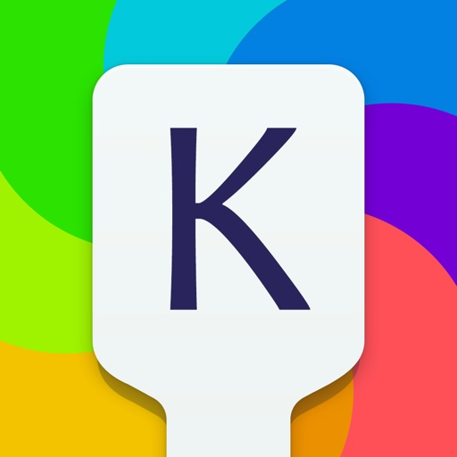 iKeyboard -Cool Keyboard Theme iOS App