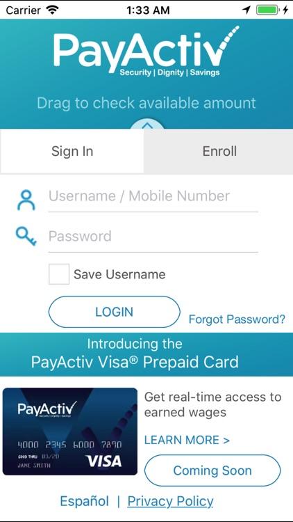 PayActiv screenshot-4