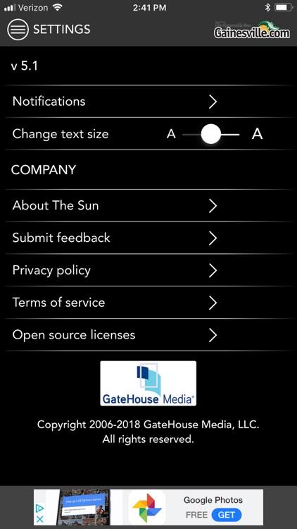 The Gainesville Sun screenshot-7