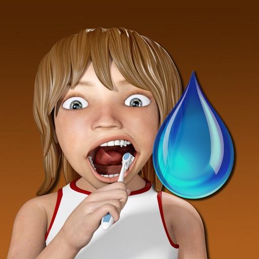 Brwsio Dannedd/ Brushing Teeth
