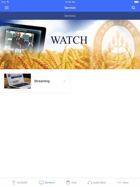 NewLife.Church screenshot 5