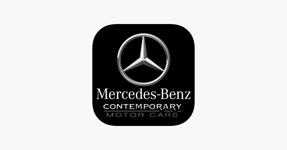 Contemporary Motor Cars On The