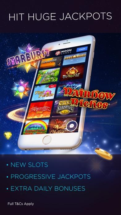 Moon Games Casino screenshot two