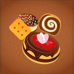 Delicious Sweets Cookies Sticker