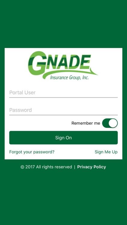 Gnade Insurance Mobile