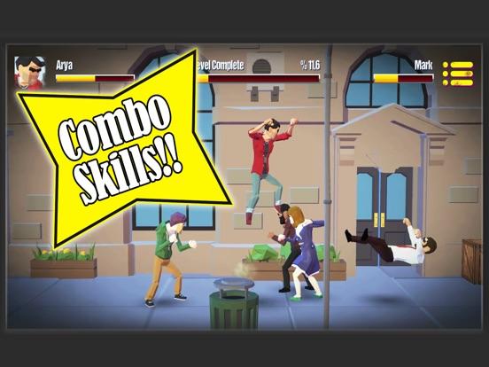 City Fighter vs Street Gang screenshot 18