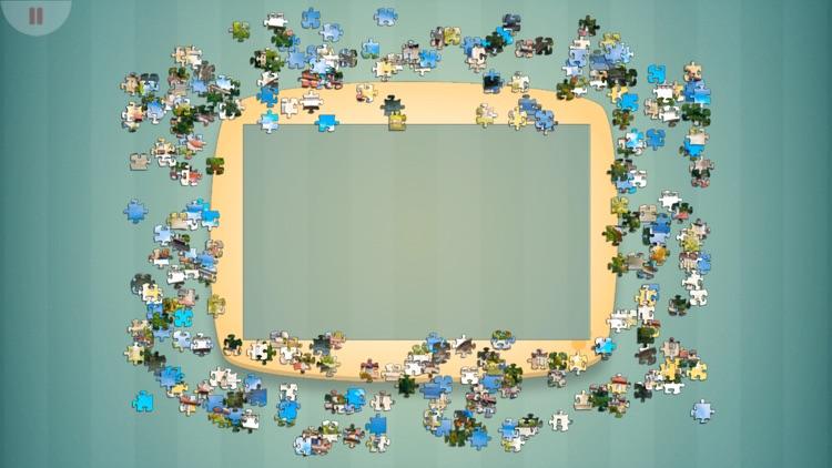 Jigsaw Puzzle France screenshot-6