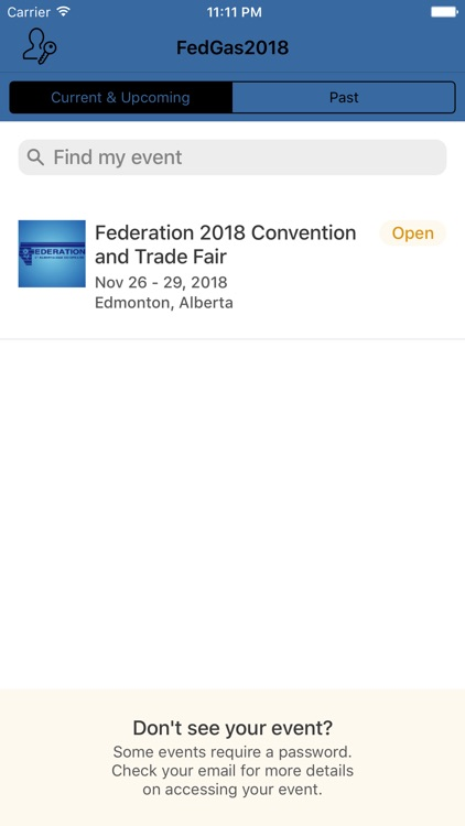 FedGas Convention