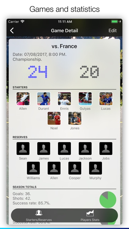 Assistant Coach Handball screenshot-4