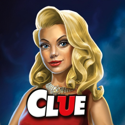 Clue: The Classic Mystery Game application logo