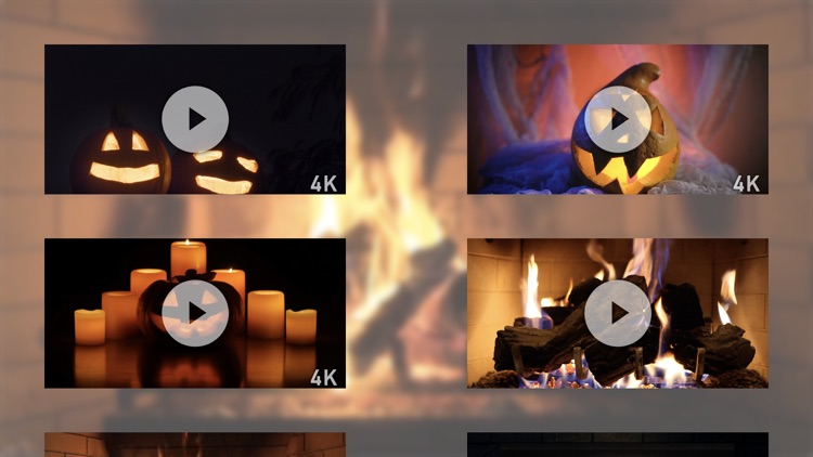 Winter Fireplace screenshot-4
