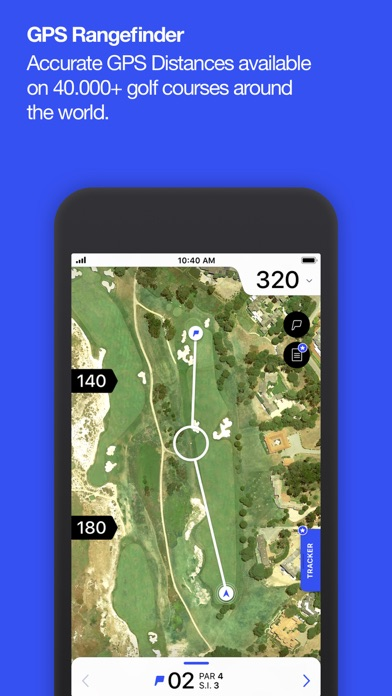 Hole19 Golf GPS & Scoring App