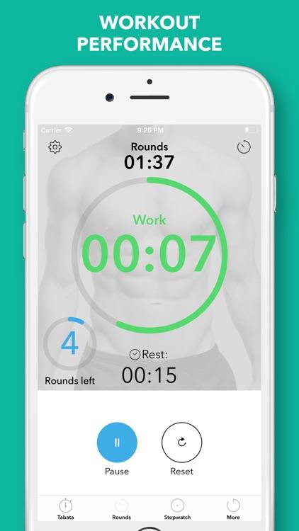 Timer Pro - Workouts Timer screenshot-3