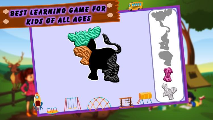 Preschool Magical Kids Puzzle