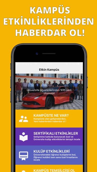 Etkin Kampüs app image