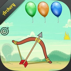 Activities of Balloon Bows : Archery Game