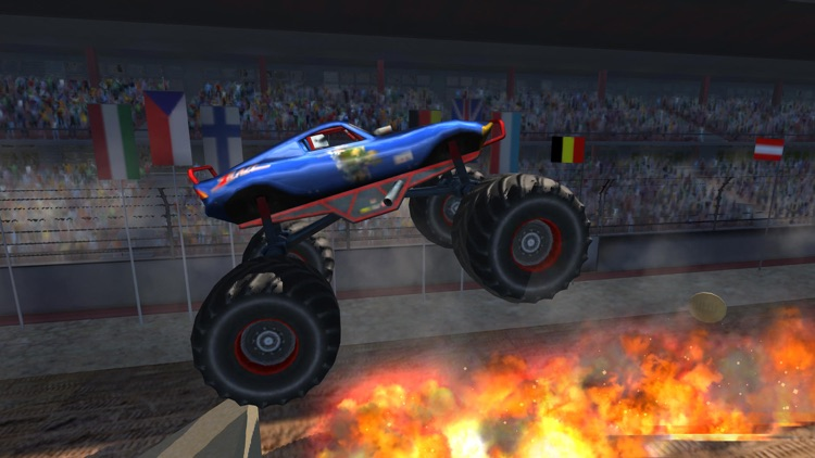 Monster Truck Crushing Power screenshot-2