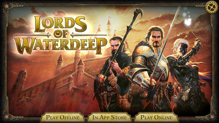 D&D Lords of Waterdeep screenshot-0