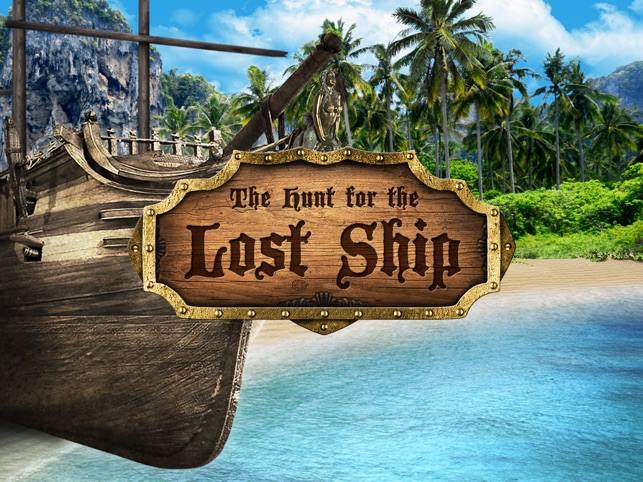 The Hunt for the Lost Ship Screenshot