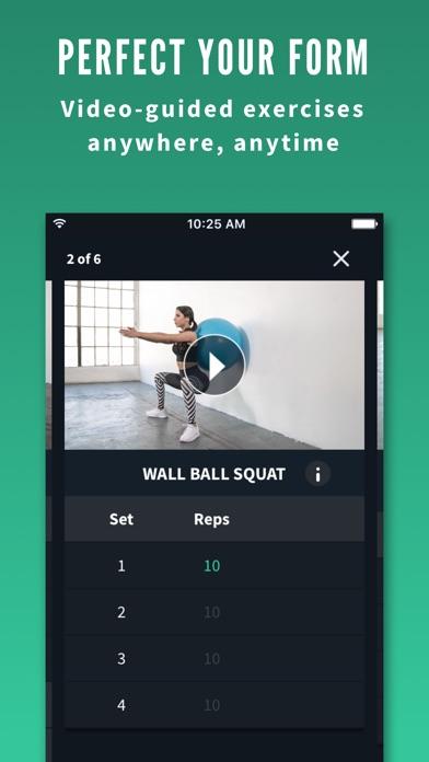 Fitplan: #1 Personal Trainer App app image