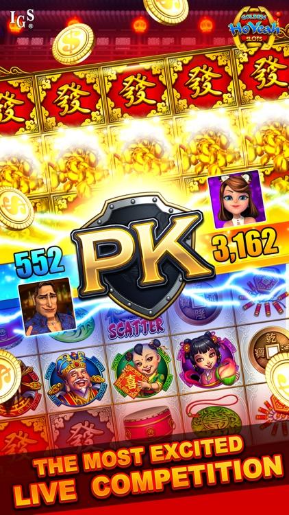 Golden HoYeah Slots Casino screenshot-4