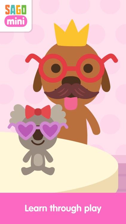 Sago Mini Friends screenshot-3