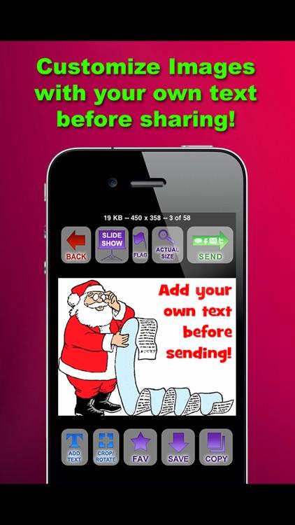 Christmas Animations Greetings screenshot-3