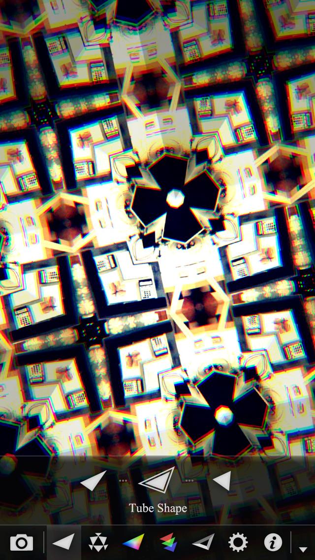 万華鏡カメラ『PrismScope』 - 窓用