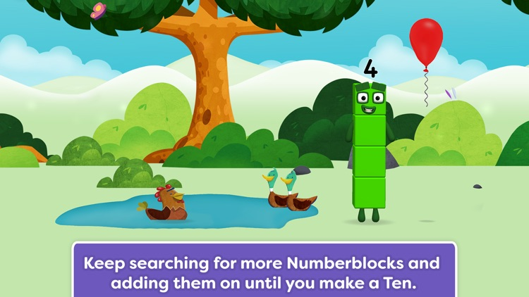 Numberblocks Hide and Seek screenshot-5