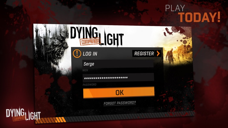 Companion for Dying Light