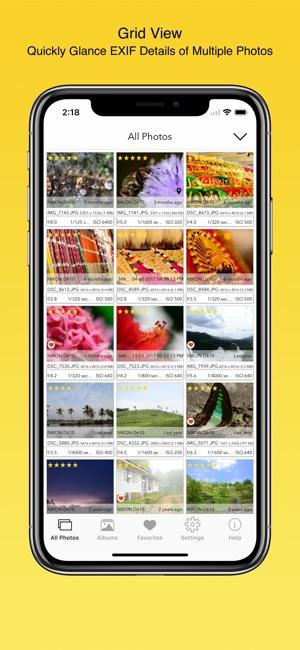 EXIF Viewer by Fluntro Screenshot