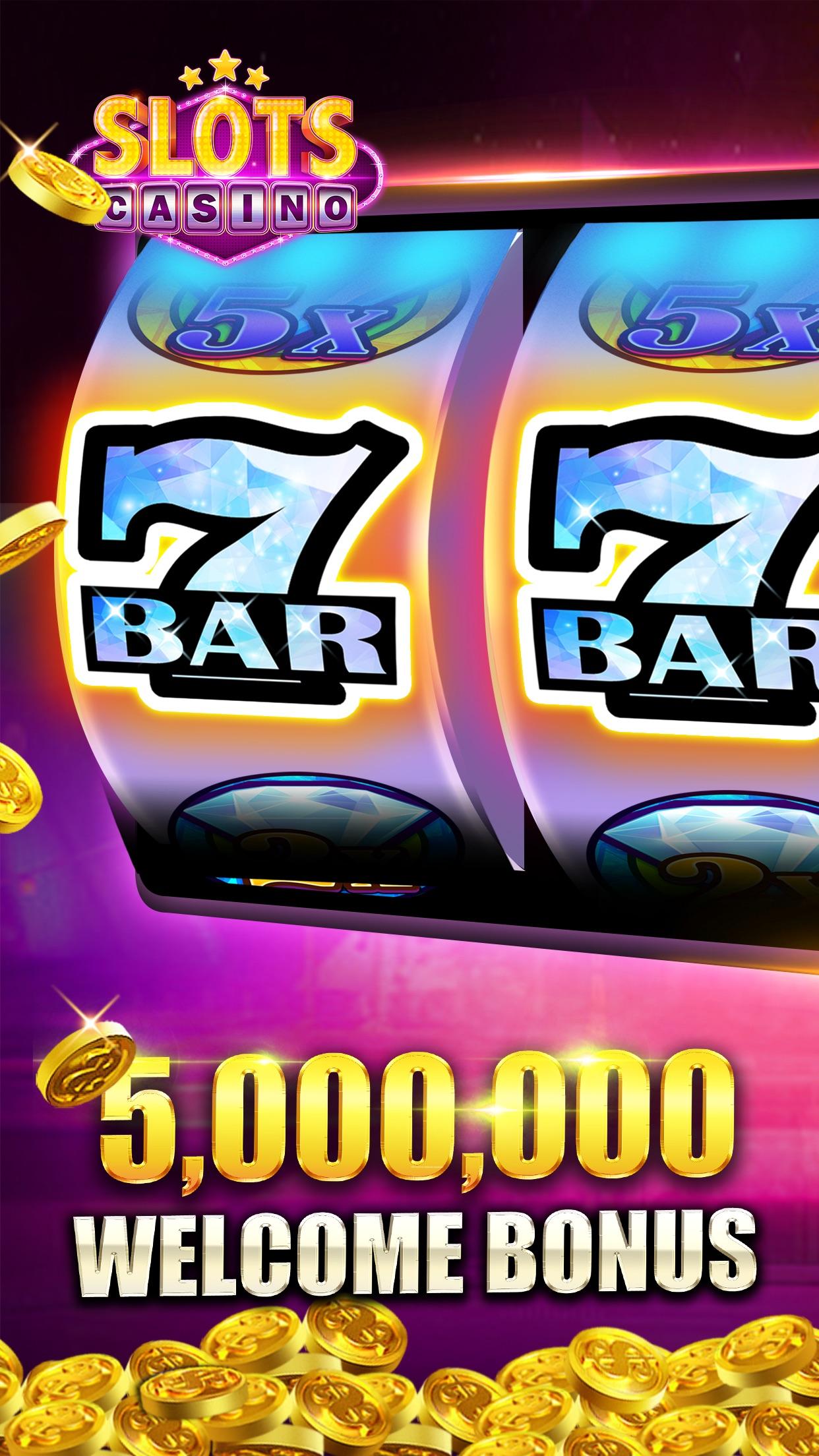 Slots Vegas™ - 777 Casino Machines Screenshot