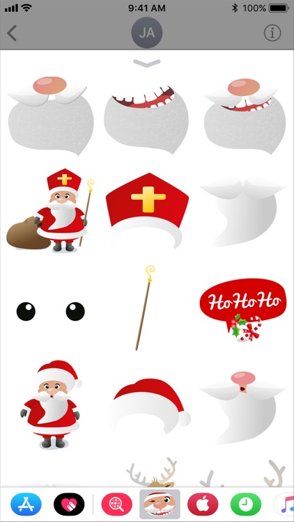 X-MAS Sticker Fun by Heyduda! screenshot-4