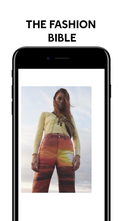 British Vogue screenshot-3
