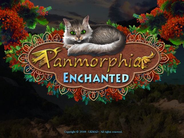 Panmorphia: Enchanted released for iOS and Android - Puzzle / Adventure Image