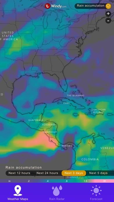 Rain Radar Weather Forecast by Evgeny Tormozov Weather