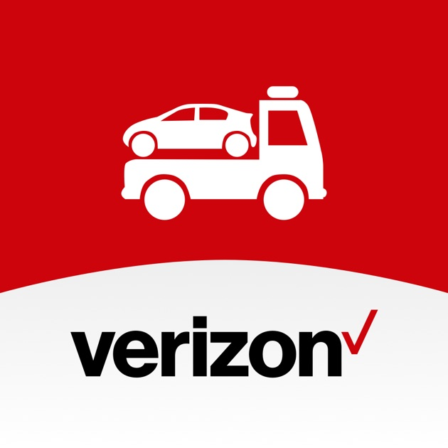 Verizon Roadside Assistance On The App Store