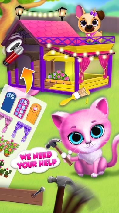 Kiki & Fifi Pet Friends screenshot 2