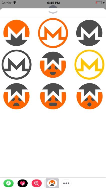 Monero Sticker Pack