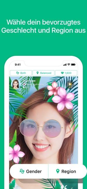 Geschlechtsbestimmung App