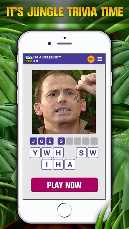 100 PICS I'm A Celebrity Quiz screenshot-4