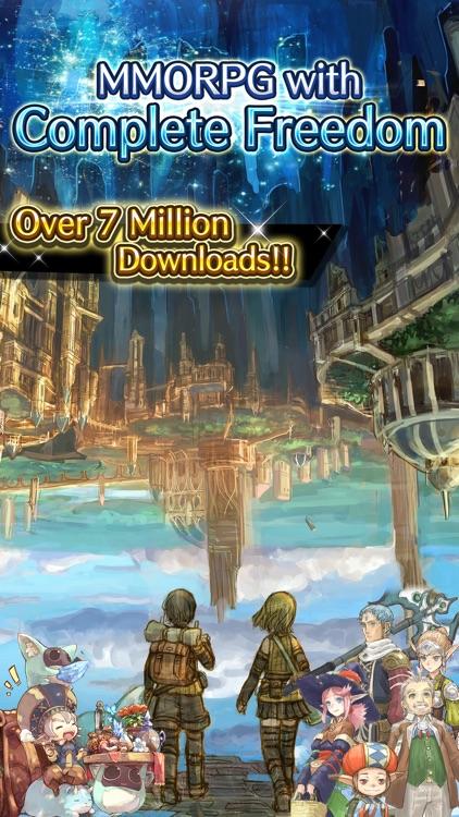 Toram Online screenshot-0