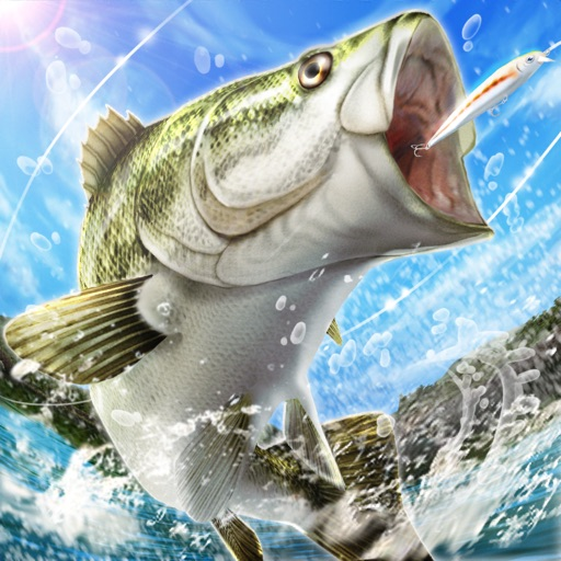 Bass fishing 3d ii by pascal inc for Bass fishing apps