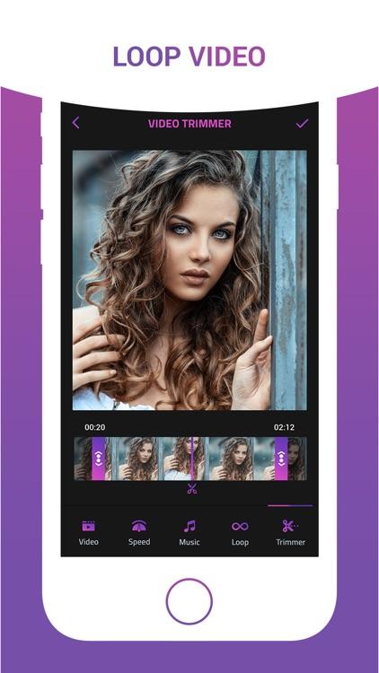 Loop Video Maker:- Loop Vid screenshot-3