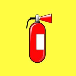 Fire Extinguisher Stickers