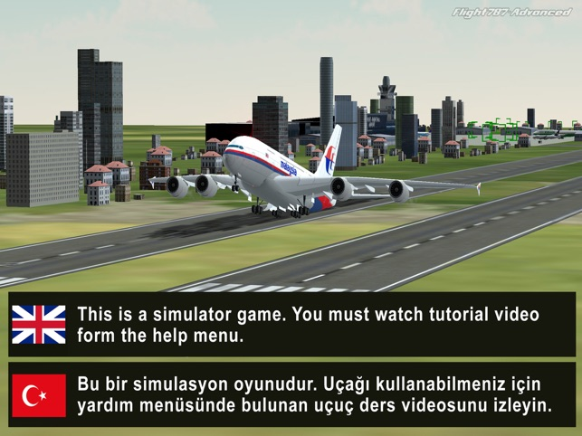 Flight 787 - Advanced - LITE on the App Store