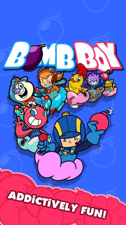 Bomb Boy: Escape screenshot-0