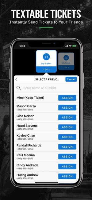 gametime last minute tickets on the app store