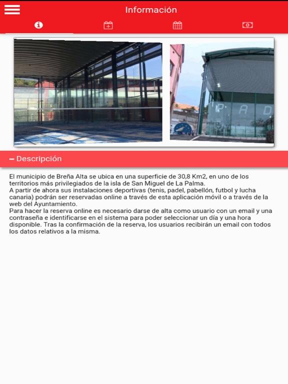 Deportes Breña Alta screenshot 5